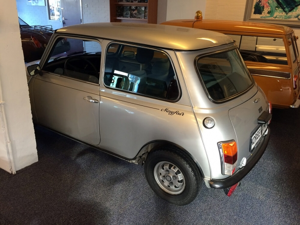 Mini 1000 mayfair automaat