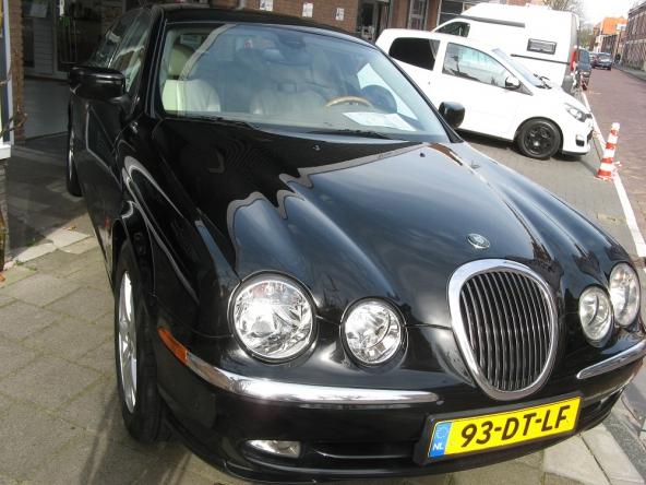 Jaguar S-Type 3.0V6 Executive
